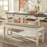Signature Design by Ashley Bolanburg Dining Bench