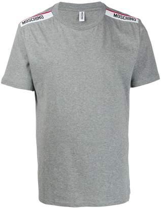 Moschino logo-appliqué T-shirt