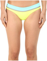 Maaji Lime Cubism Signature Cut Bottoms