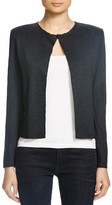 Majestic Filatures Short Knit Jacket