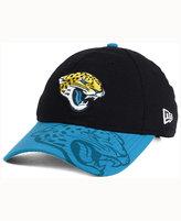 New Era Women's Jacksonville Jaguars Sideline LS 9TWENTY Cap