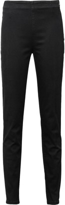 Prada Side-Zip Skinny Trousers
