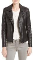 IRO Women's Leather Moto Jacket