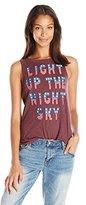 Lucky Brand Women's Night Sky Tank Top