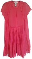 Cacharel Pink Cotton Dress for Women