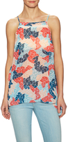 BCBGeneration Gathered Side Tube Cami Top
