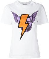 McQ by Alexander McQueen print T-shirt - women - Cotton - S