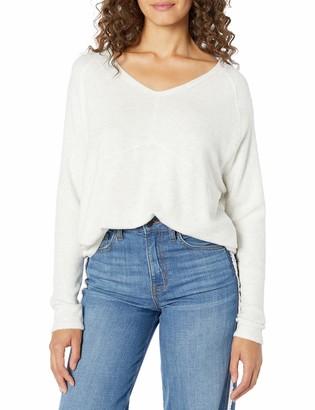 Rip Curl Junior's Cosy V Neck Fleece Sweatshirt