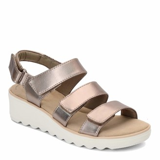 Clarks Women's Jillian Claire Wedge Sandal