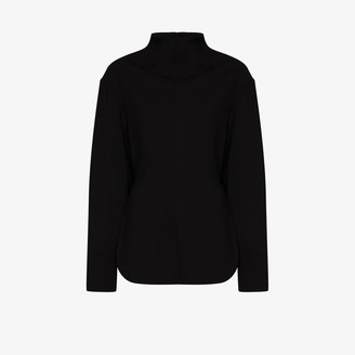 Low Classic Turtleneck Long-Sleeve Top