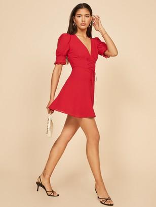 Reformation Steph Dress