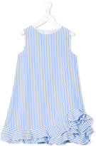 Simonetta striped dress - kids - Cotton - 2 yrs