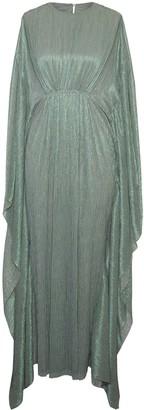 Jonathan Simkhai Farrah Metallic Maxi Dress