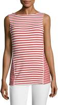 Three Dots Women's Easy British Tank Top