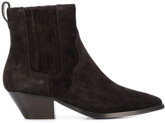 Ash Future panel-detailing ankle boots