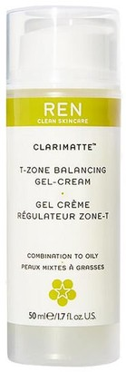 Ren Skincare Clarimatte T-Zone Balancing Gel Cream