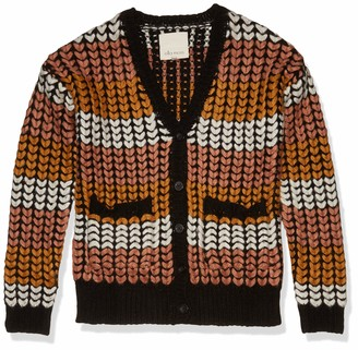 Ella Moss Women's Elyse Comfort Cozy Button Down Cardigan Sweater