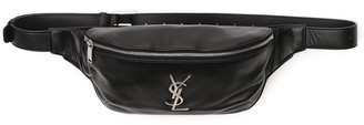 Saint Laurent Classic Monogram Belt Bag