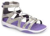 Jambu Girl's Leilani Gladiator Sandal