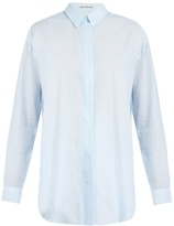Acne Studios Bela striped cotton shirt