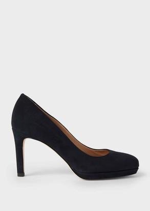 Hobbs Julietta Suede Stiletto Court Shoes