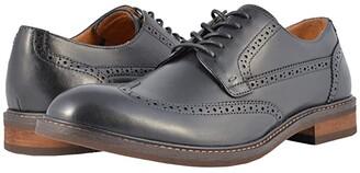 Vionic Bruno (Black) Men's Lace up casual Shoes
