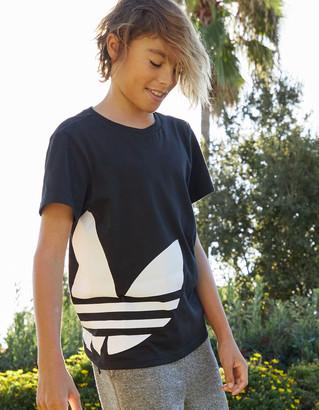 adidas Big Trefoil Boys T-Shirt