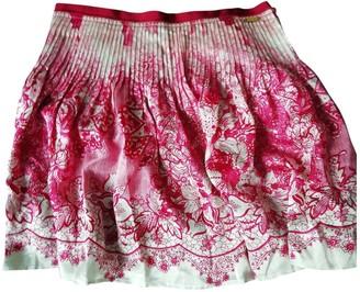 Liu Jo Liu.jo Pink Silk Skirt for Women
