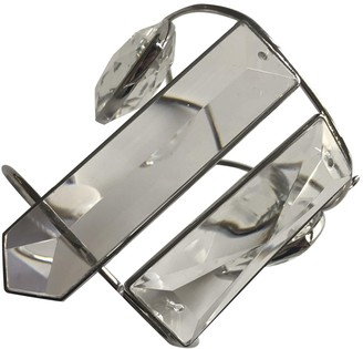 Maison Margiela Metallic Crystal Bracelets