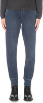 The Kooples Tapered mid-rise jeans