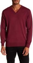 Peter Millar Merino Wool V-Neck Sweater