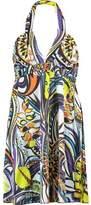 Emilio Pucci Printed Cotton Mini Dress