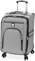 """London Fog Cambridge 21"""" Carry On Spinner Suitcase"""