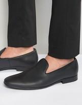 Aldo Vanrena Leather Slip On Shoes