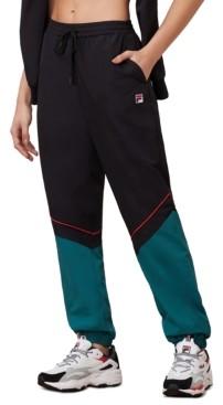 Fila Mukta Colorblocked Track Pants
