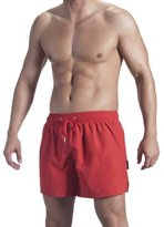 Olaf Benz Men's Board Shorts - Red - -