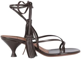 L'Autre Chose Wrap Tie Sandals