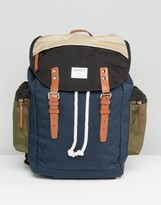 SANDQVIST Lars Goran Cordura Backpack In Multi