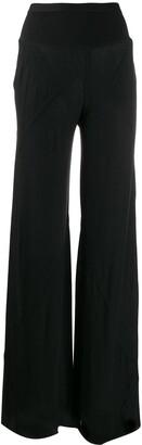 Rick Owens Lilies Wide Leg Trousers