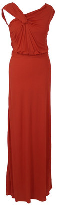 Issa Red Viscose Dresses