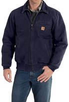 Carhartt Bankston Sandstone Duck Jacket (For Big and Tall Men)