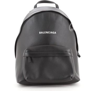 Balenciaga Everyday Backpack Leather