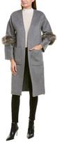 Ne-net Annabelle New York Wool Coat