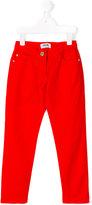 Moschino Kids - regular jeans - kids - Cotton/Spandex/Elastane - 6 yrs
