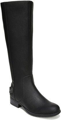 LifeStride Wide-Calf High-Shaft Boots - X-Amy