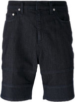 Neil Barrett denim shorts - men - Cotton/Elastodiene/Polyamide - 30