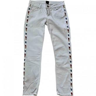 Swildens White Denim - Jeans Jeans for Women