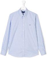 Gant Kids teen classic striped shirt