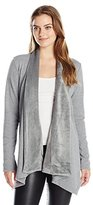 DKNY Women's Bonded Fleece Cozy