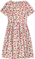 Cath Kidston Daisy Sprigs Short Sleeve Dress